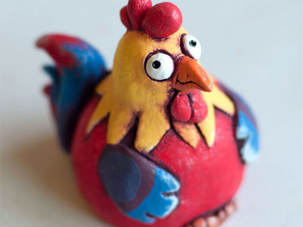 Приятная скидка на петухов!) | Ярмарка Мастеров - ручная работа, handmade
