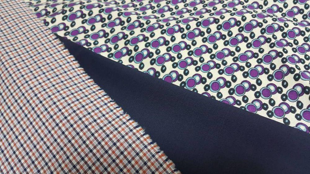 итальянские ткани, блузочная ткань, распродажа