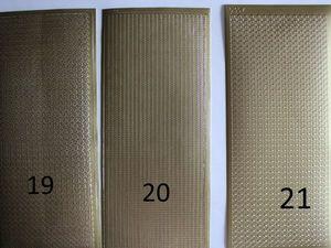 Поступление новых стикеров золото-серебро. Ярмарка Мастеров - ручная работа, handmade.