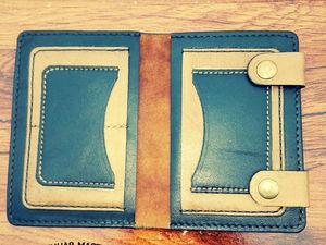 Скидка на бумажники. Ярмарка Мастеров - ручная работа, handmade.