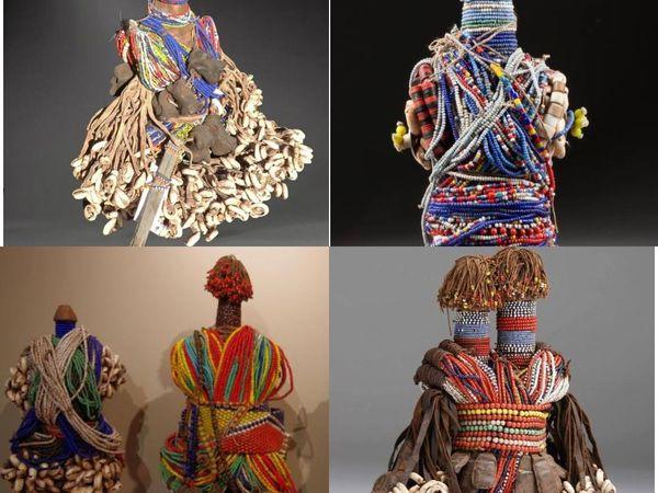 Африканские обережные куклы | Ярмарка Мастеров - ручная работа, handmade