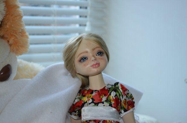 авторская кукла, кукла в подарок, кукла, подарок девушке, молд