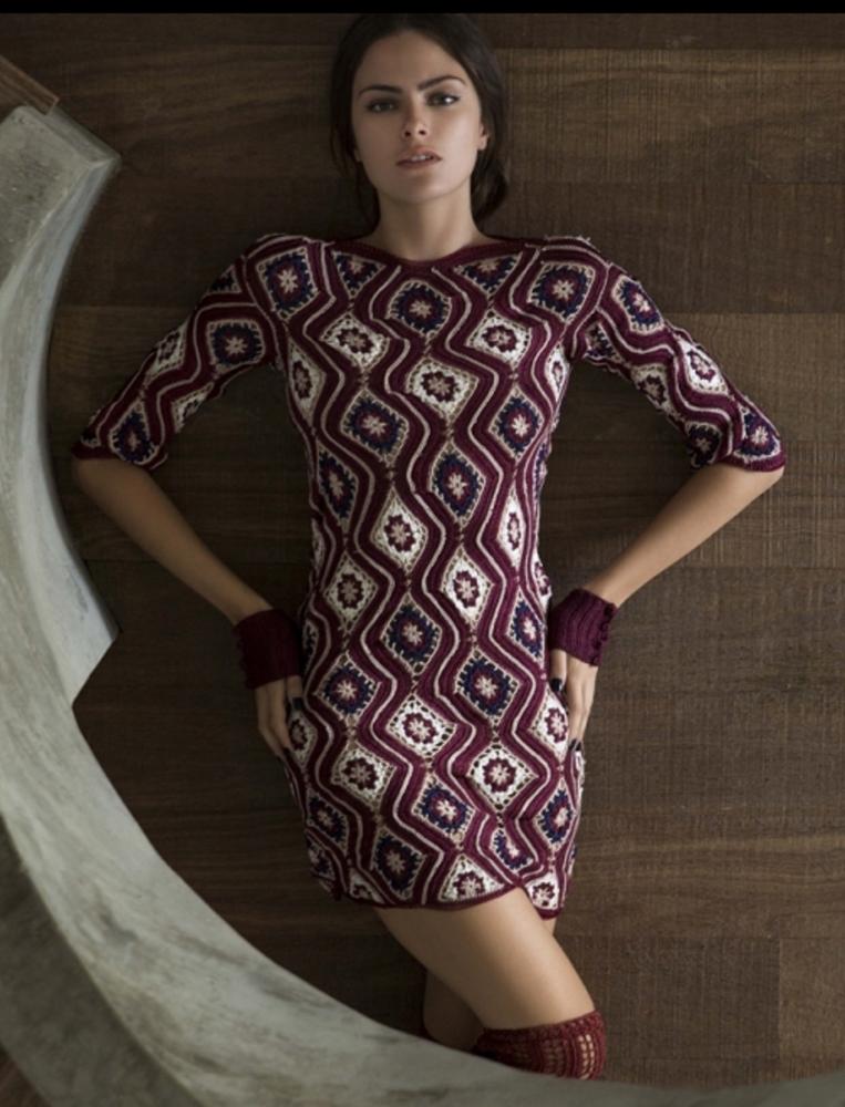 Вязаная мода по-бразильски,  или  Несколько историй о том,  почему дизайнерам нужно верить в себя, фото № 30