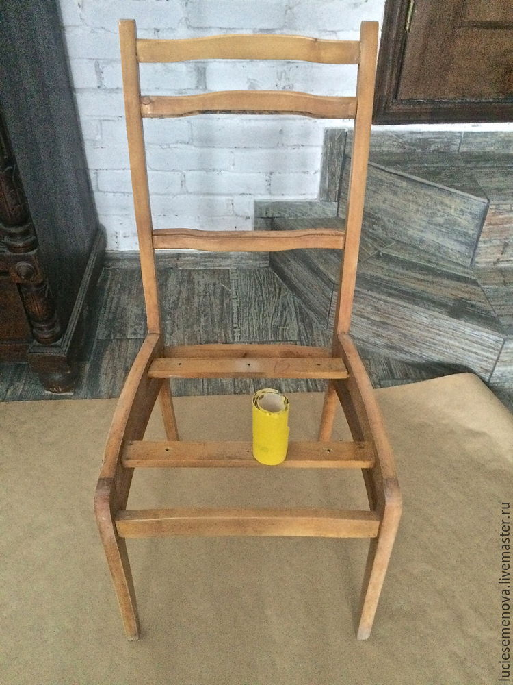 Restoration of an Old Chair: As Good as New!, фото № 4