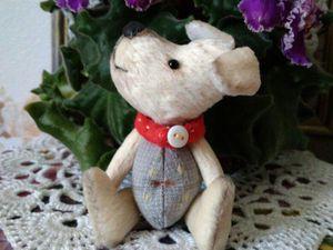В магазине пополнение: добрый пёс Мирошка. | Ярмарка Мастеров - ручная работа, handmade
