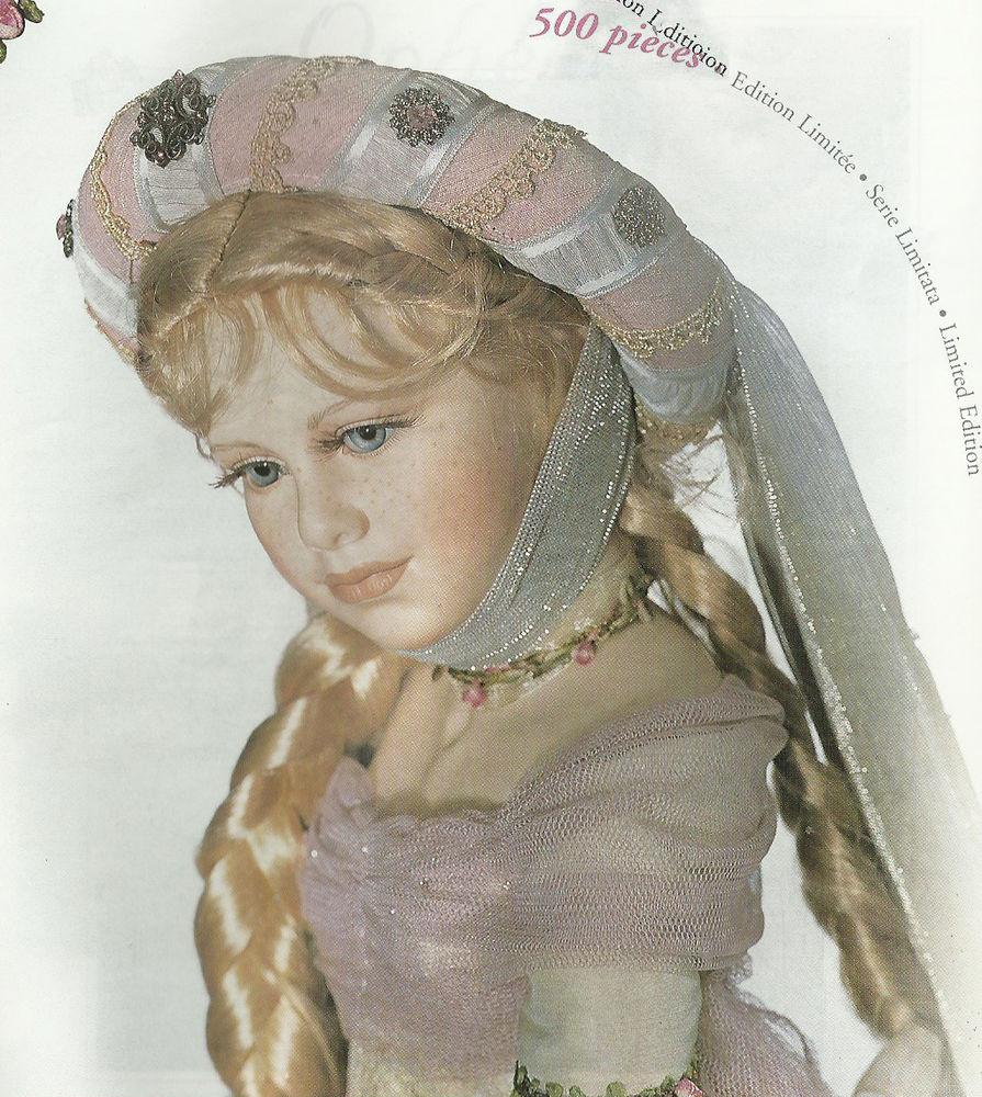 французские куклы, подарок