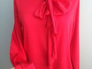 Очень крутая блуза | Ярмарка Мастеров - ручная работа, handmade