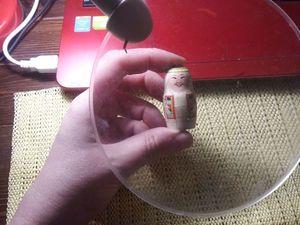Ночное рисование матрешки. Ярмарка Мастеров - ручная работа, handmade.