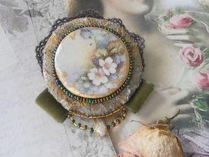 Два украшения по цене одного | Ярмарка Мастеров - ручная работа, handmade