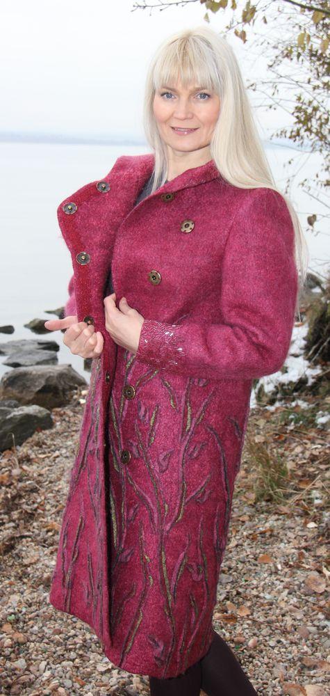 Один узор для двух пальто, фото № 11