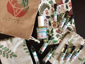 Ботаническая парфюмерия — это за зверь такой?. Ярмарка Мастеров - ручная работа, handmade.