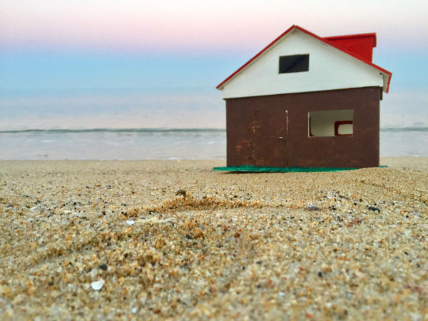 Домик на море | Ярмарка Мастеров - ручная работа, handmade