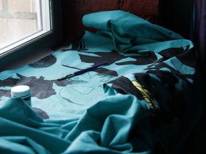 Что делать, когда у вас есть только кусочек ткани с интересным принтом.... Ярмарка Мастеров - ручная работа, handmade.