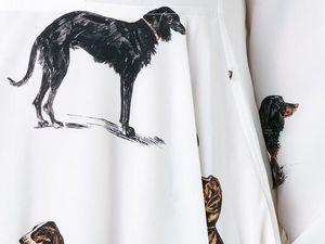 Кто сказал: «Гав!»: собакопринты для вдохновения. Ярмарка Мастеров - ручная работа, handmade.