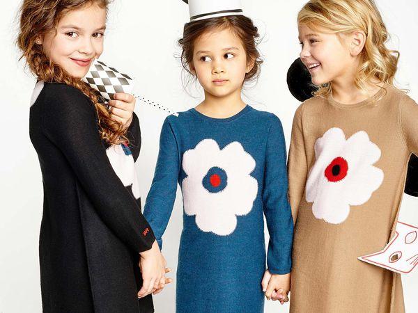 Модные детские платья своими руками: море идей от известных брендов | Ярмарка Мастеров - ручная работа, handmade