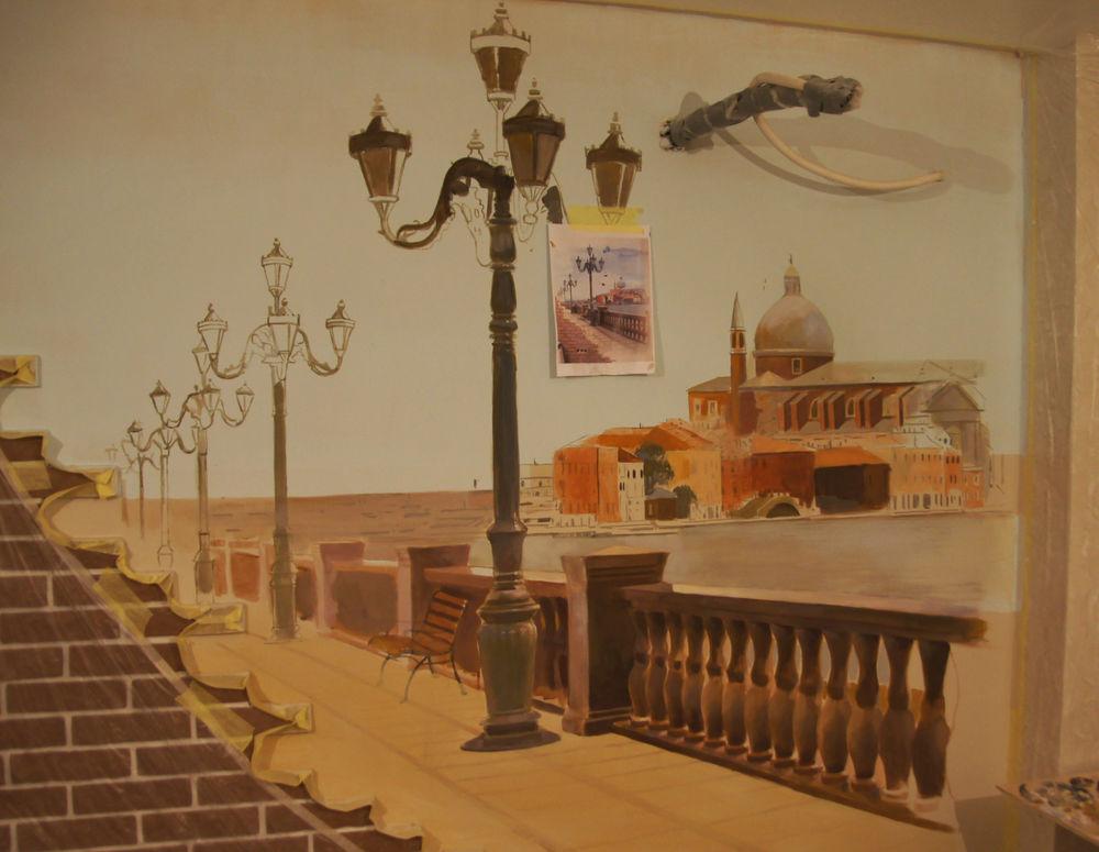 венеция, dulux, акриловые краски