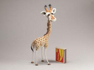 Жираф или Зебра | Ярмарка Мастеров - ручная работа, handmade
