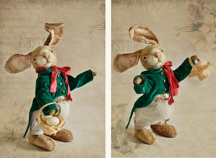 кролик тедди