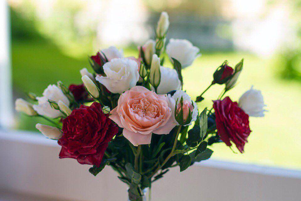школа лепки, мастер-класс по лепке, роза