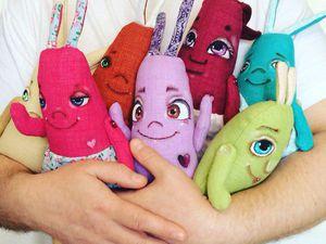 Мартовские зайцы | Ярмарка Мастеров - ручная работа, handmade