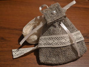 Мастер-класс по изготовлению мешочков из мешковины. Ярмарка Мастеров - ручная работа, handmade.