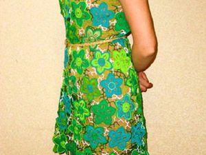 Новое Платье Лесная Нимфа   Ярмарка Мастеров - ручная работа, handmade