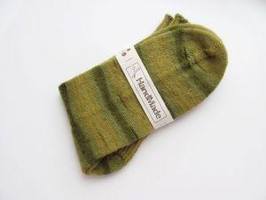 Мужские носочки в наличии и на заказ. Ярмарка Мастеров - ручная работа, handmade.