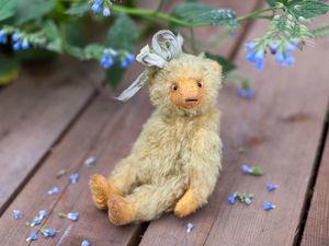 Новая выкройка мишки Тедди