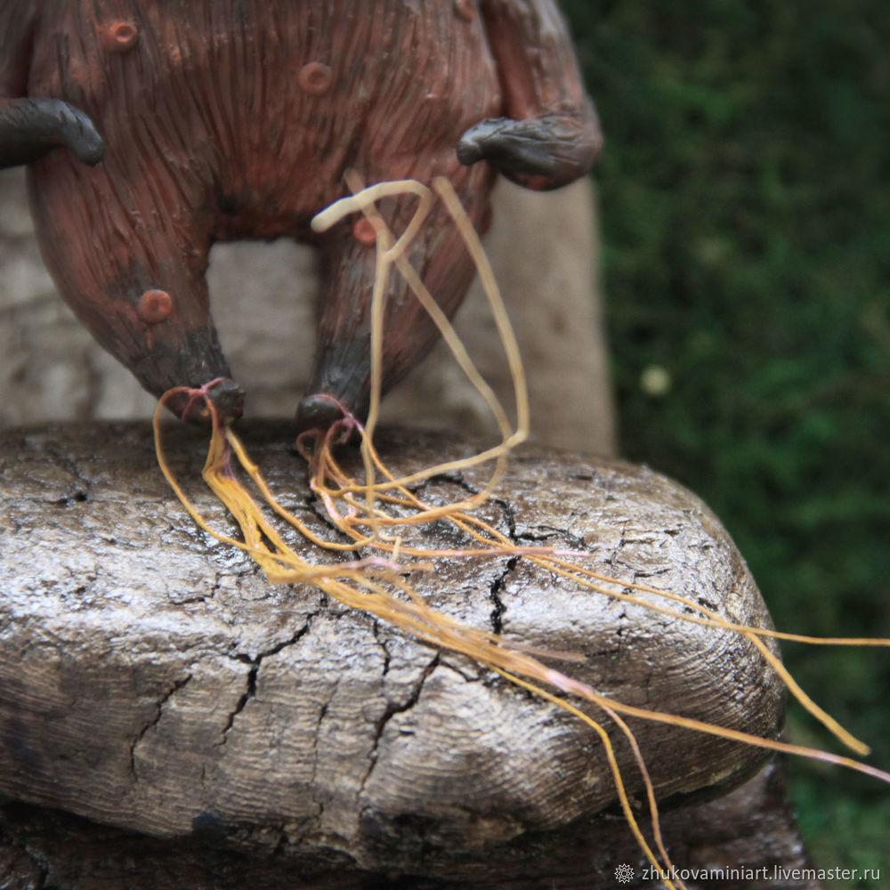 Mandrake. How to Make a Magical Creature, фото № 15