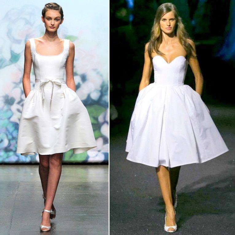 принт на белом, легкие платья