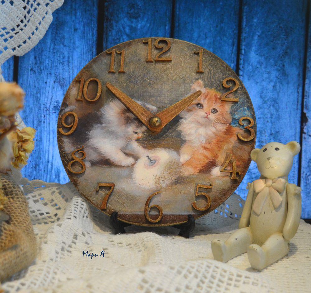 часы-игрушка