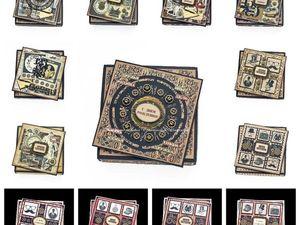 Большое поступление открыток для мужчин (в коробочке). Ярмарка Мастеров - ручная работа, handmade.