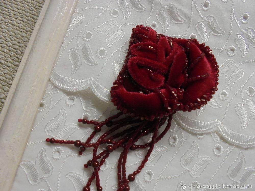 sew rose