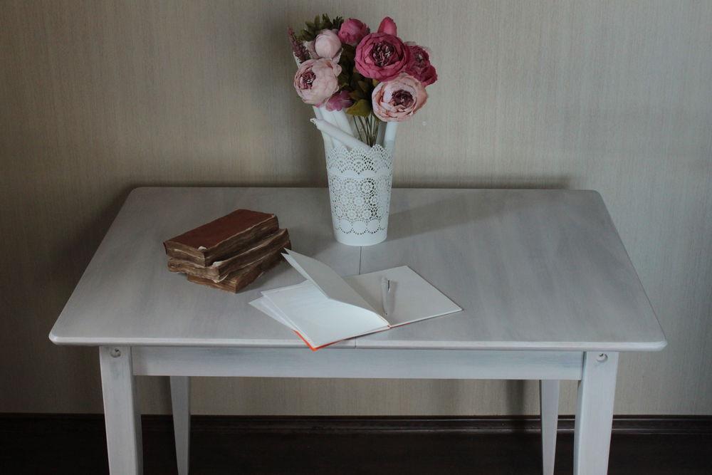 советский стол, декор мебели