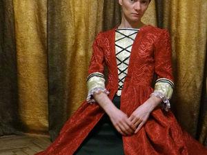 Вот такое сценическое платье.... | Ярмарка Мастеров - ручная работа, handmade