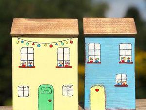 Использование домиков по назначению. Ярмарка Мастеров - ручная работа, handmade.