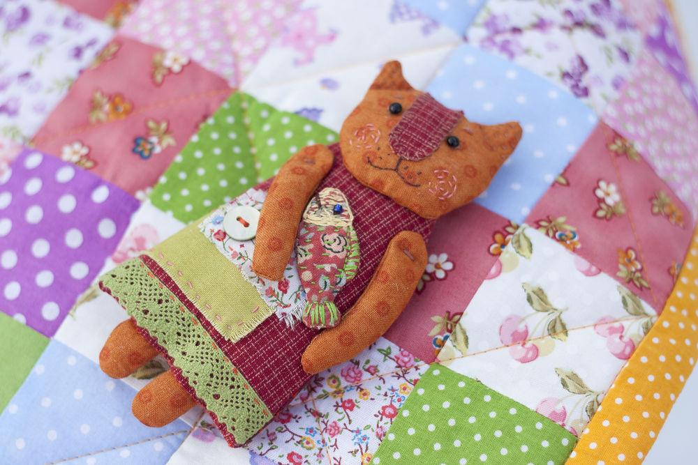Одеяло для куклы как сделать