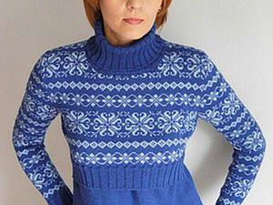 DIY Breast Feeding Sweater. Livemaster - handmade