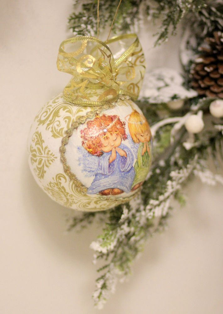 handmade, подарок своими руками, елка