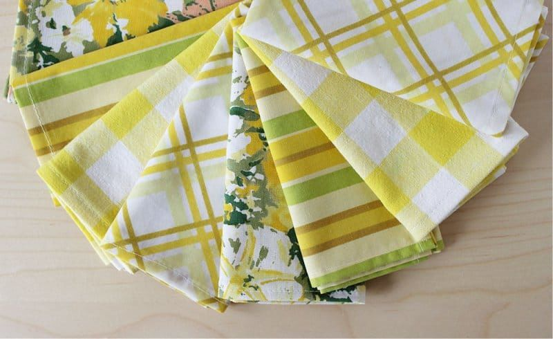Кухонный текстиль как элемент декора и помощник в быту