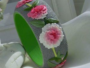 Весенне-летние браслеты. Ярмарка Мастеров - ручная работа, handmade.