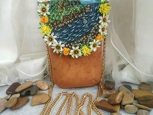 Немножко про сумочки :-). Ярмарка Мастеров - ручная работа, handmade.