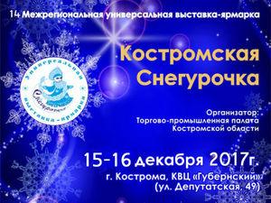 Костромская Снегурочка 2017. Ярмарка Мастеров - ручная работа, handmade.