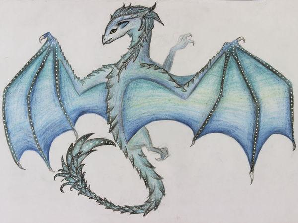 Девочка и драконы | Ярмарка Мастеров - ручная работа, handmade