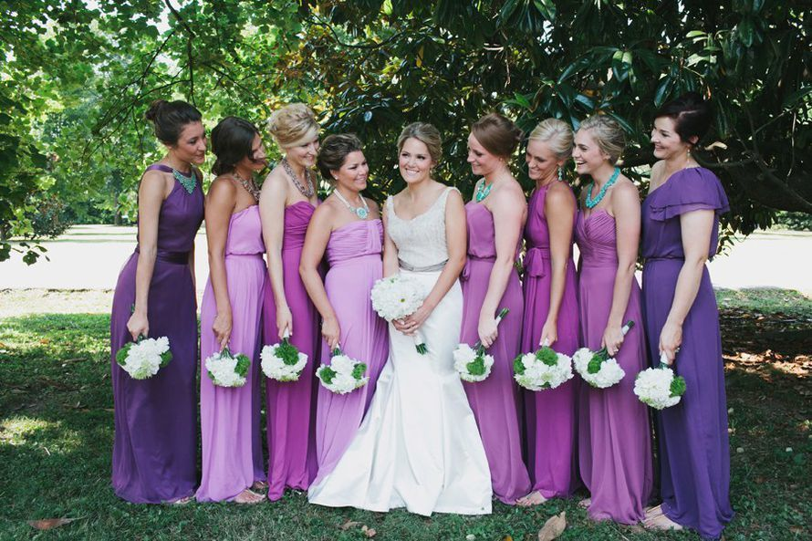 знакомство гостей по цвету одежды