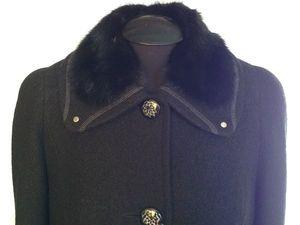 Аукцион на зимнее пальто. Ярмарка Мастеров - ручная работа, handmade.