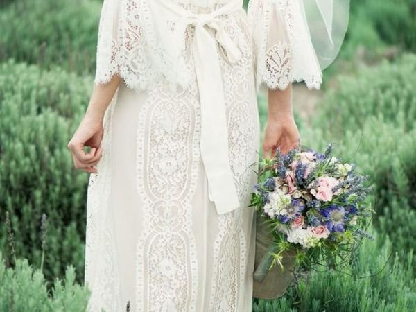 Платье в стиле прованс   Ярмарка Мастеров - ручная работа, handmade