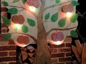 Генератор Счастья и Радости.Волшебное дерево Яблоня. Ярмарка Мастеров - ручная работа, handmade.
