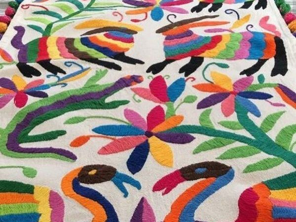 How Embroidery Saved a Village. Livemaster - handmade