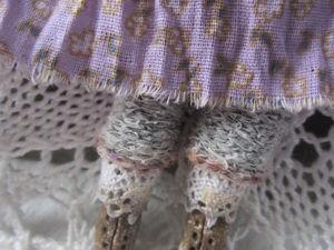 Новая работа, коллекционная кукла  Домовушечка для дома.. Ярмарка Мастеров - ручная работа, handmade.